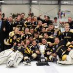 Strathcona ACT Warriors Midget AA League Champions